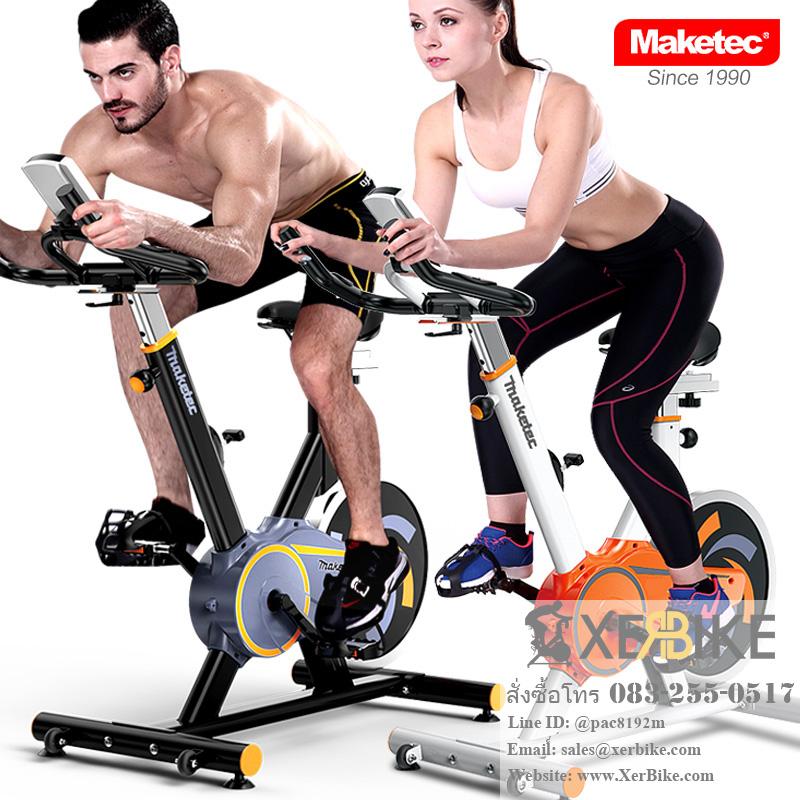 ปั่นจักรยานฟิตเนส ลดความอ้วน