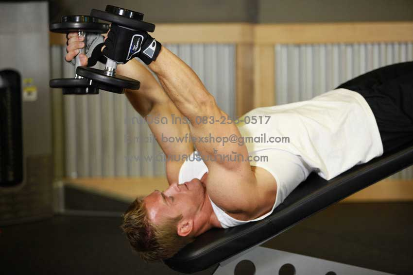 Decline-Dumbbell-Triceps-Extension