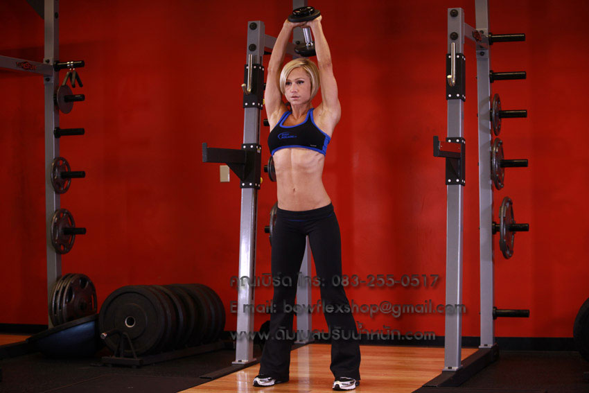 Standing-Dumbbell-Triceps-Extension-Women-1