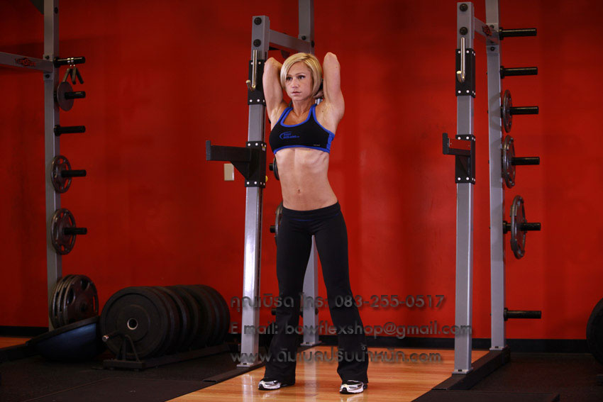Standing-Dumbbell-Triceps-Extension-Women-2