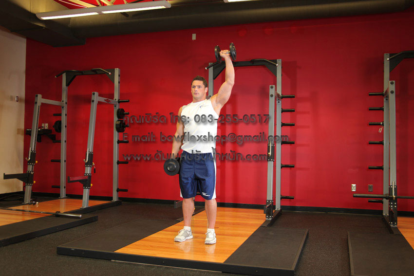 Dumbbell-One-Arm-Shoulder-Press2