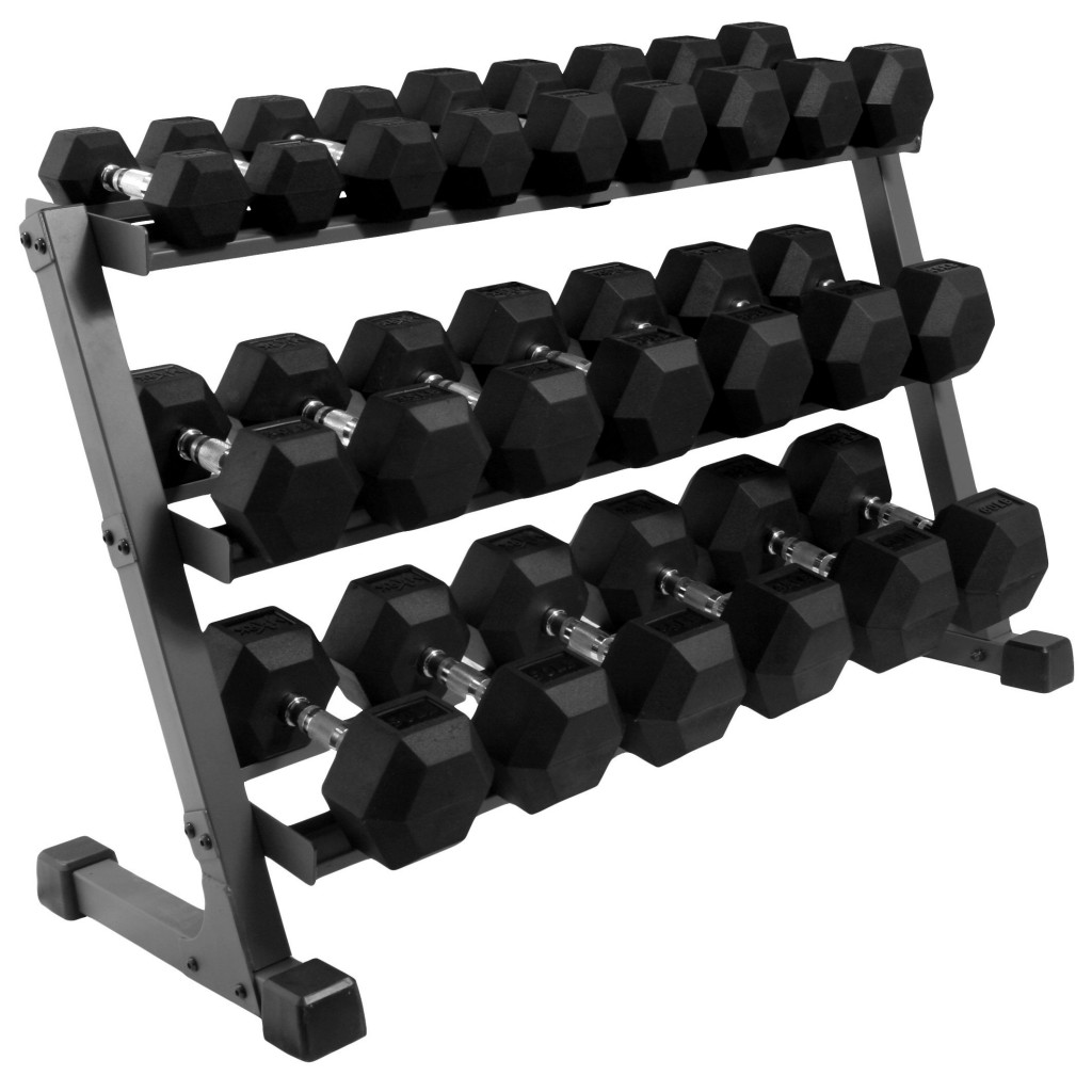 dumbbell-rack Strong Fitness